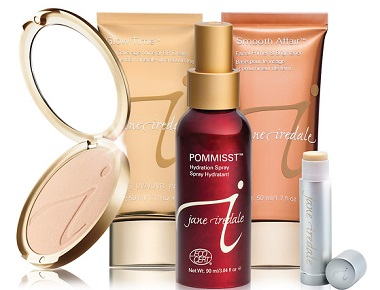 Jane Iredale's Skin Care Makeup combines the most up-to-date colors with skin-care benefits that conventional makeups can only envy. The Jane Iredale line is so safe and beneficial to use that it is recommended by Plastic Surgeons and Dermatologists throughout the world. <a href='https://janeiredale.com' target='_blanck'>Jane Iredale Products</a>