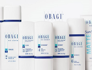 Obagi produces the leading proprietary topical aesthetic, clinically-proven skin care systems that are designed to prevent and improve the most common and visible skin disorders in adult skin. <a href='http://www.obagi.com/patients/product-line' target='_blanck'>Obagi Products</a>